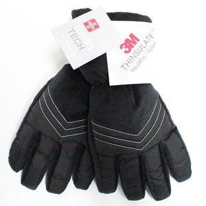 SwissTech Kid's 3M Thinsulate Fleece Gloves L-XL